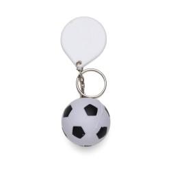 Chaveiro bola de futebol anti-estresse