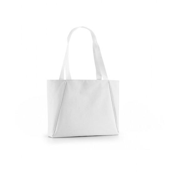 Bolsa de praia 300D com bolso interior e alcas em webbing de 70 cm