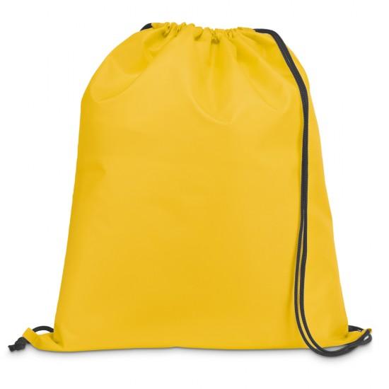 Sacola tipo mochila 210D