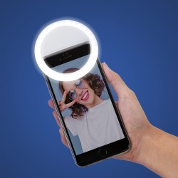 Anel de Iluminação para Selfie