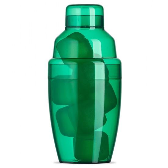 Coqueteleira Plastica com Gelo Ecologico