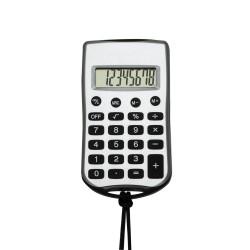 Calculadora Plastica com Cordao