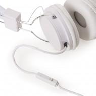 Fone de Ouvido Estéreo com Microfone com fone giratório
