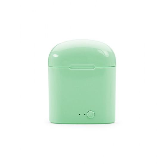 Fone de Ouvido Bluetooth com Case Carregador