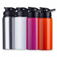 Squeeze aluminio de 600ml com pintura brilhante