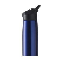 Squeeze inox 700ml com pintura metalizada
