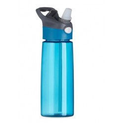 Squeeze 650ml plástico com acionador para abertura