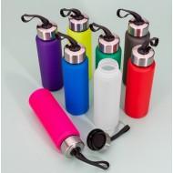 Squeeze plástico de 680ml. Produzido em PVC fosco
