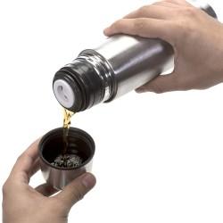 Garrafa Termica Inox 350ml