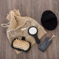 Kit banho ecológico 4 peças