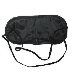 Máscara de olhos para dormir acompanha par de protetores auriculares