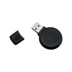 Pen drive redondo 8GB em plástico resistente